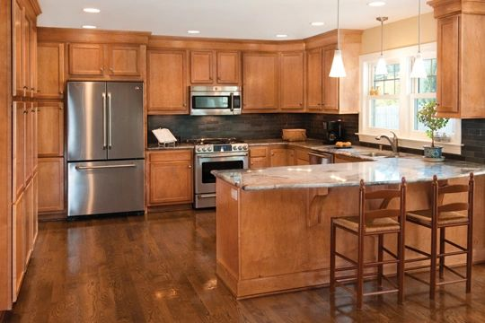 A Bretwood sample kitchen (Free Design & Quote)