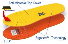 Ergo Comfort Shoe Insole with ESD