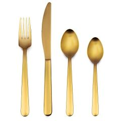 Gold Graham Flatware