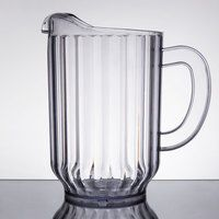 Acrylic Pitcher