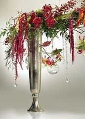 Silver-Milan Vase