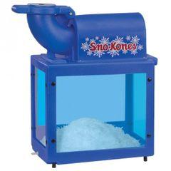 Concessions-Snow Cone Machine