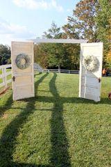 Farm Door Entrance