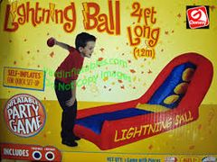 Game-Lighting Toss