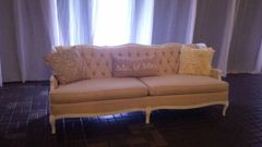 Upholstered Ashley Sofa