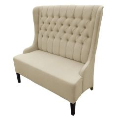 Upholstered Vincent Love Seat