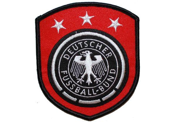 Germany Deutscher Fussball Bund Logo Crest Patch Shopping For