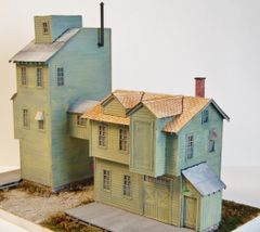 Spranza's Refrigeration - O Scale Craftsman KIT - LIMITED QUANTITIES!!