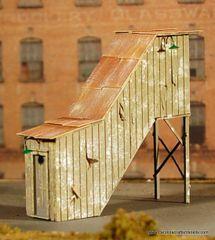 Reversible Stairway - Siding