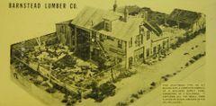 "HO Scale FSM ""Barnstead Lumber Company"" - Estate"