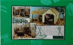 SWSM Logging & Tractor Repair Shed Kit - OOP