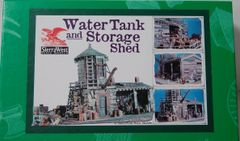 SWSM Water Tank & Storage Shed Kit - OOP
