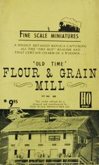 "HO FSM ""Flour & Grain Mill"" - Estate"