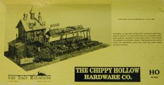 "HO Scale FSM ""Chippy Hollow Hardware Company"" - Estate"