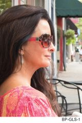 Simply Noelle Sunglasses ~ Tortoise Shell