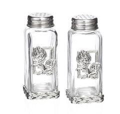 Ganz ~ Salt & Pepper Shakers