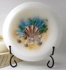 Habersham Wax Pottery ~ Sand & Sea Collection