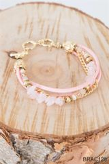 Simply Noelle Suede Toggle Bracelet