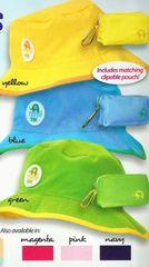 Floppy Tops ~ Kid's reversible hats (Sun or Rain)