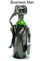 Wine Bodies ~ Creative metal wine holder's Series 1