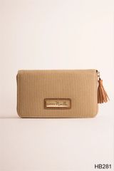 Simply Noelle Canvas Wallets