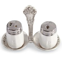 Mud Pie ~ Circa Salt & Pepper Set