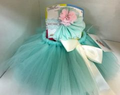 Heavenly Angel Infant Photo Props ~ Tutu with headband set