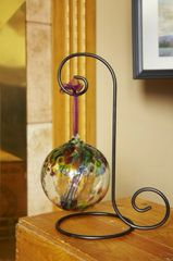 Kitras Glass Ball or Ornament Display ~ 2 options