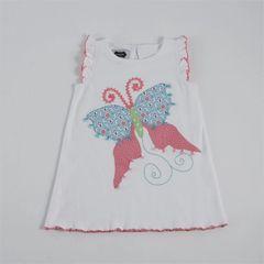 Mud Pie ~ Butterfly Tunic ~ (1 pc) 2T - 5T