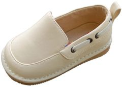 Squeaker Shoes - Boat Shoes for Boys