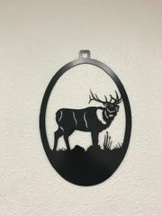 Elk Welcome Door Hanger
