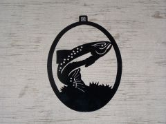 Fish Welcome Door Hanger