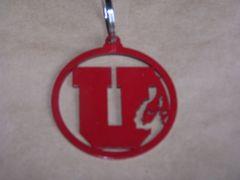 Utes Key Chain