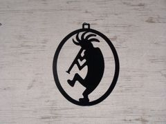 Kokopelli Welcome Door Hanger