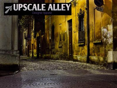UPSCALE ALLEY