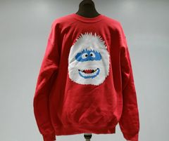 Abominable Snowman - WASHABLE UGLY CHRISTMAS SWEATER