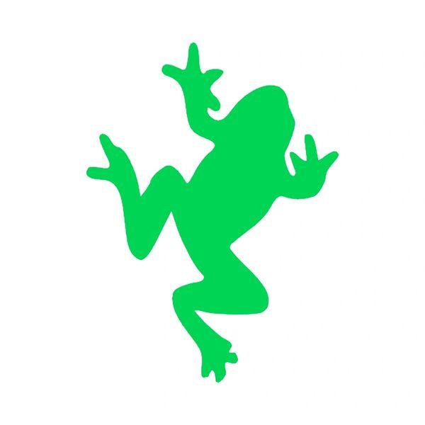 Tree Frog Vinyl Car Decal Michigan Decals Michigan