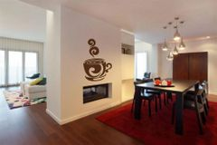 Cup Wall Decal - Coffee Decal - Tea Decal - Kitchen Decal