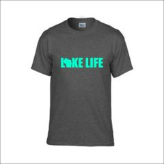 Wisconsin Lake Life T-Shirt - Wisconsin Shirt - Wisconsin Pride - MADE IN THE USA!