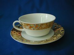Bavarian cup and saucer Inspiration