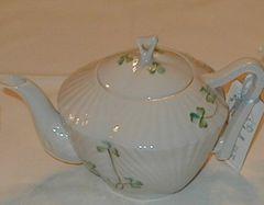 Harp Tea Pot