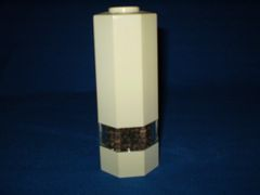 Off White Electric Pepper Mill