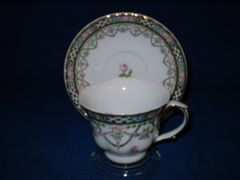 Royal Garden cup and saucer
