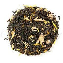 Ginger Black Tea 1oz.