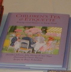 Children's Tea Etiquette