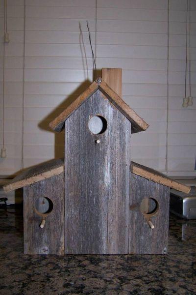 Special Birdhouse