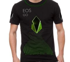 EOS T-SHIRTS ( CRYPTO REWARDS ON EVERY PURCHASE)