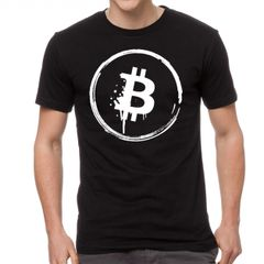 BITCOIN T-SHIRTS ( CRYPTO REWARDS ON EVERY PURCHASE)
