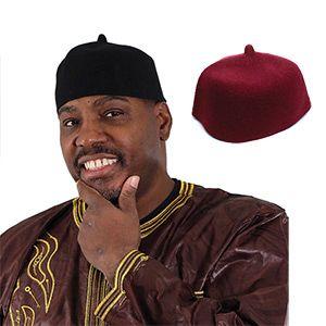 Wool Kufi Cap  942aafd4d86