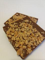 Milk Chocolate with Fudge Pieces - 100g
